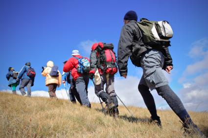 Maigrir avec la randonnée