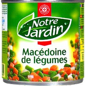 Mac doine de l gumes leclerc marque rep re 100g calories 37 kcal protides 2 2 g - Acide citrique leclerc ...