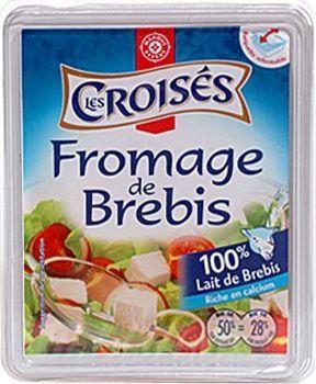 fromage de brebis au lait pasteuris leclerc marque rep re 100g calories 260 kcal. Black Bedroom Furniture Sets. Home Design Ideas