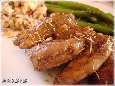 Filet de porc 100g calories 155 kcal protides 28 - Comment cuisiner un filet mignon de porc ...