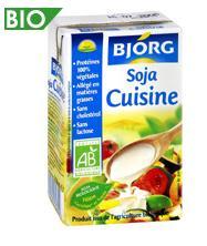 Soja cuisine bjorg for Soja cuisine bjorg