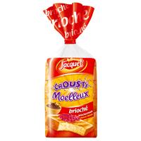 pain de mie crousti moelleux brioch jacquet 100g calories 293 kcal protides 8 g. Black Bedroom Furniture Sets. Home Design Ideas