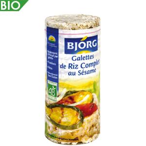 galette de riz pour regime