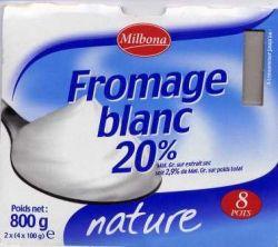 milbona fromage frais