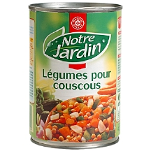 l gumes pour couscous notre jardin leclerc marque rep re 100g calories 62 kcal protides. Black Bedroom Furniture Sets. Home Design Ideas