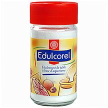 edulcorant de table en poudre base d 39 aspartame dulcorel