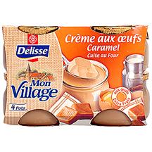 Cr me aux oeufs caramel d lisse leclerc marque rep re - Acide citrique leclerc ...