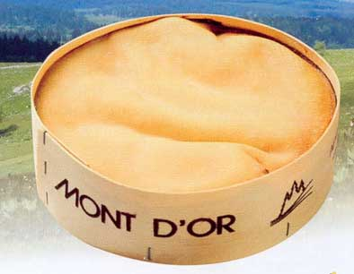Vacherin mont d 39 or aoc migros 100g calories 301 kcal protides 19 g lipides 23 g - Recette fromage mont d or ...