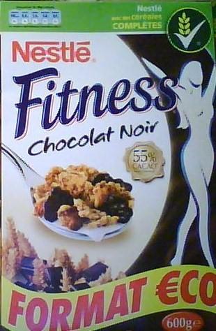 fitness chocolat noir nestl 100g calories 384 kcal protides 8 g lipides 6 7 g. Black Bedroom Furniture Sets. Home Design Ideas