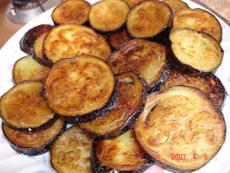 Recette aubergines au grill accompagnements - Recette aubergine grillee ...